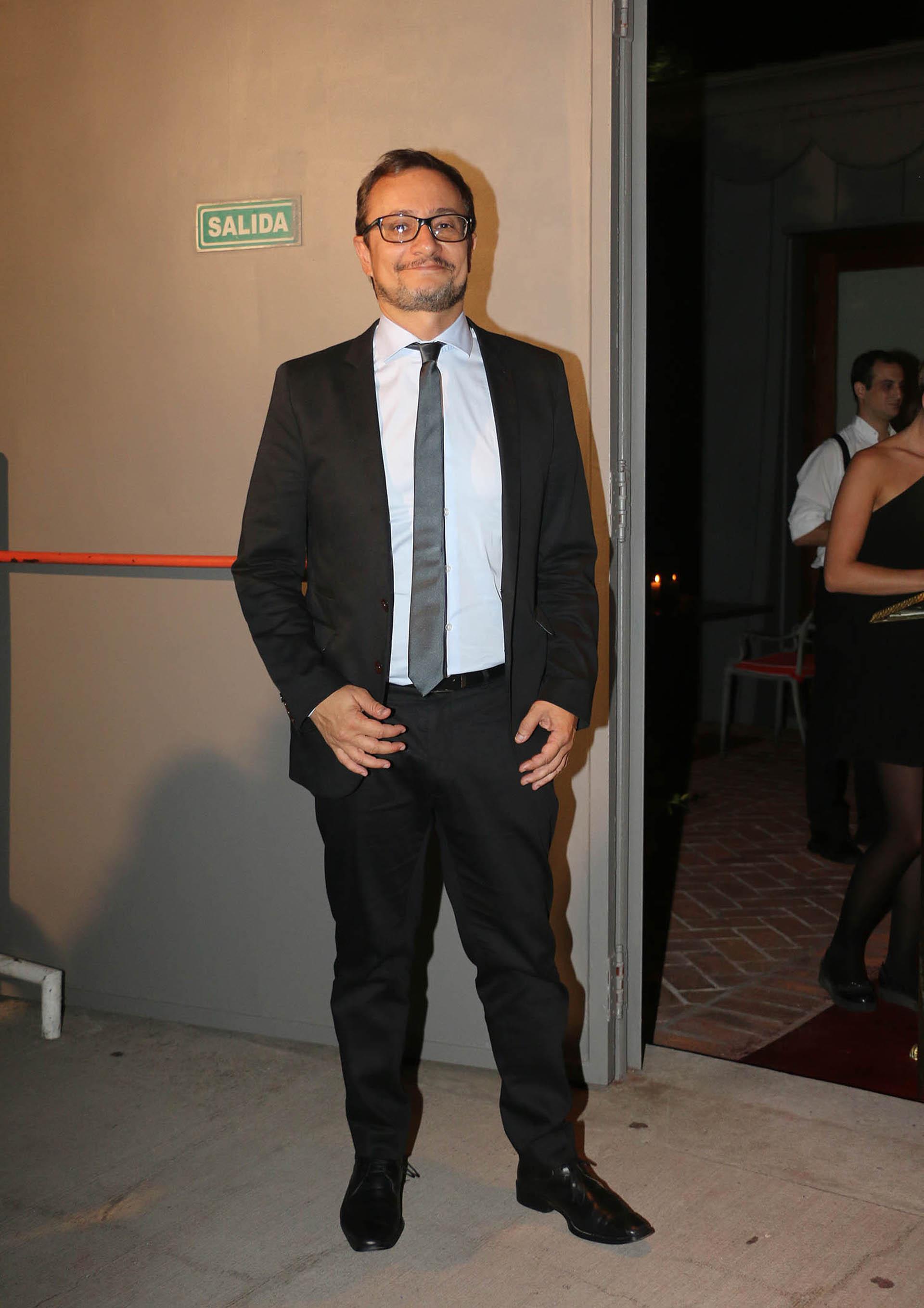 El productor Pablo Culell