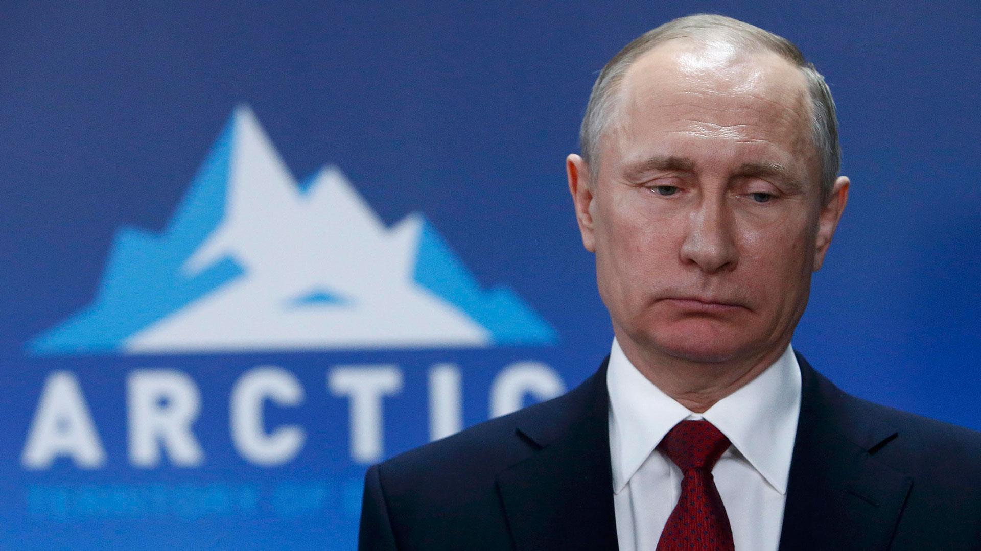 ¿Presidente o dictador? El opositor Garry Kasparov no tiene dudas sobre Vladimir Putin (Reuters)
