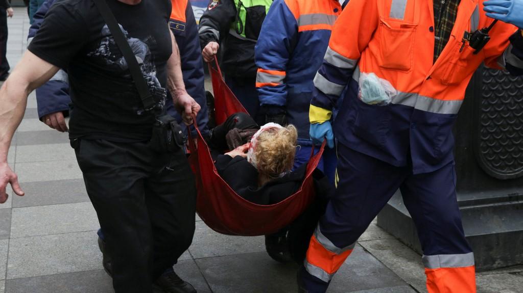 La Fiscalía rusa inició un caso penal por terrorismo después de que Putin asegurara públicamente que la principal hipótesis es un atentado terrorista