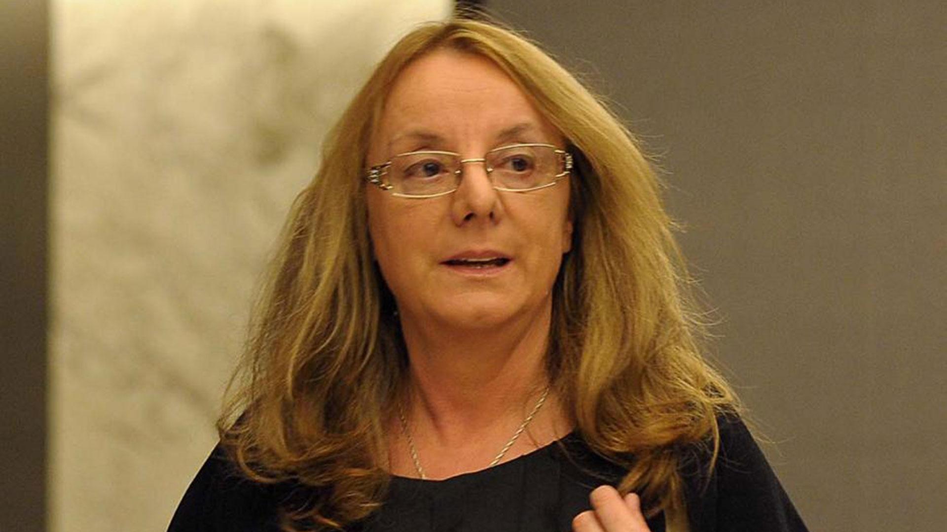 La ex ministra de Desarrollo Social Alicia Kirchner