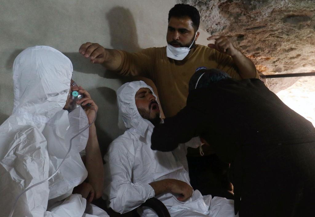 Idlib es un bastión de los rebeldes (Reuters)