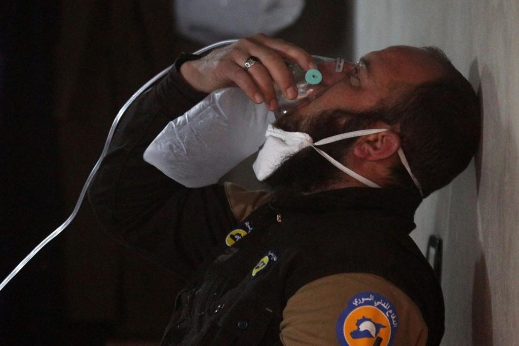 Luego del ataque, la agencia AFP reportó que el hospital donde las víctimas recibían atención médica fue bombardeado (Reuters)