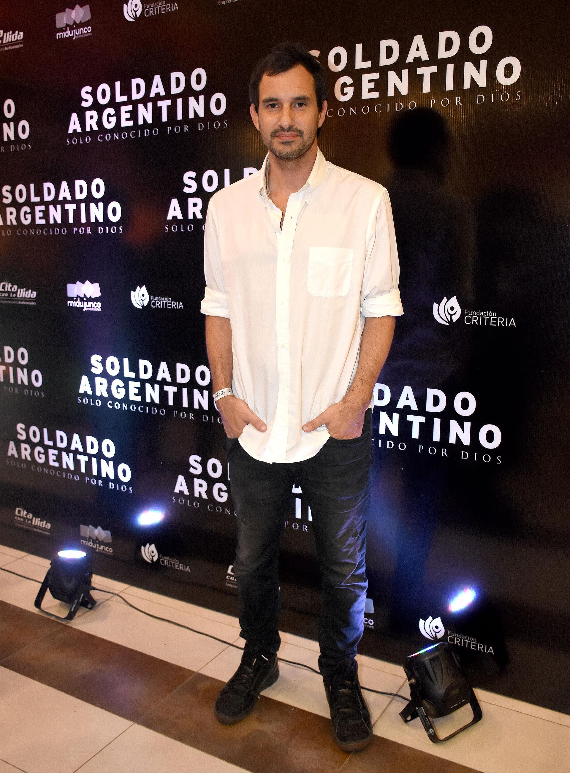 """Fernando """"Aito"""" De la Rúa, hijo del ex Presidente"""