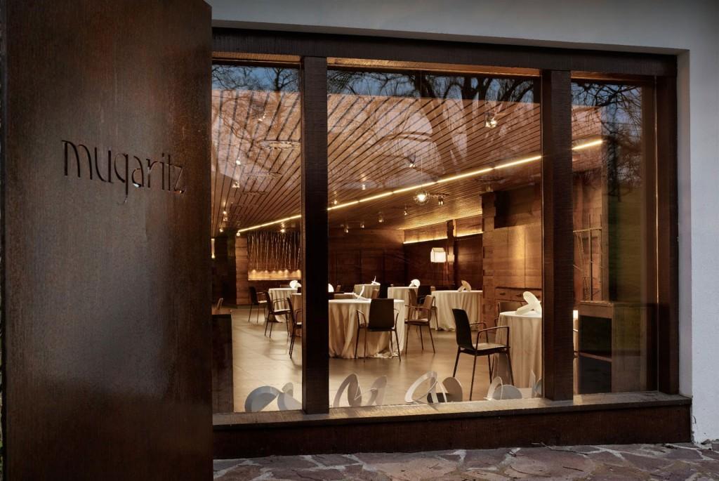 """Un centro de creatividad está """"escondido"""" en las zonas rurales del País Vasco, a manos del chef Andoni Luis Aduriz, considerado como uno de los herederos naturales del pionero Ferran Adrià"""