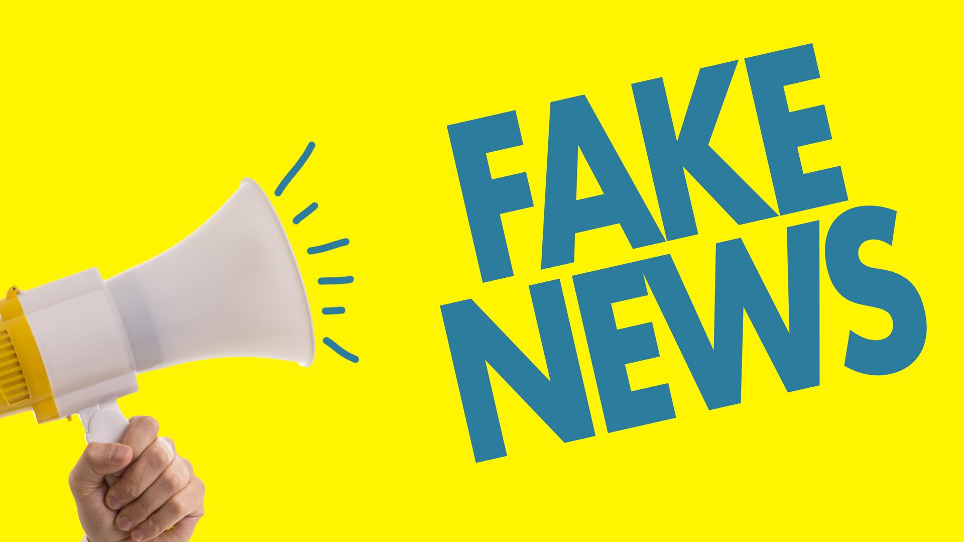 Cada vez son más extendidas y alarmantes las noticias falsas (istock)