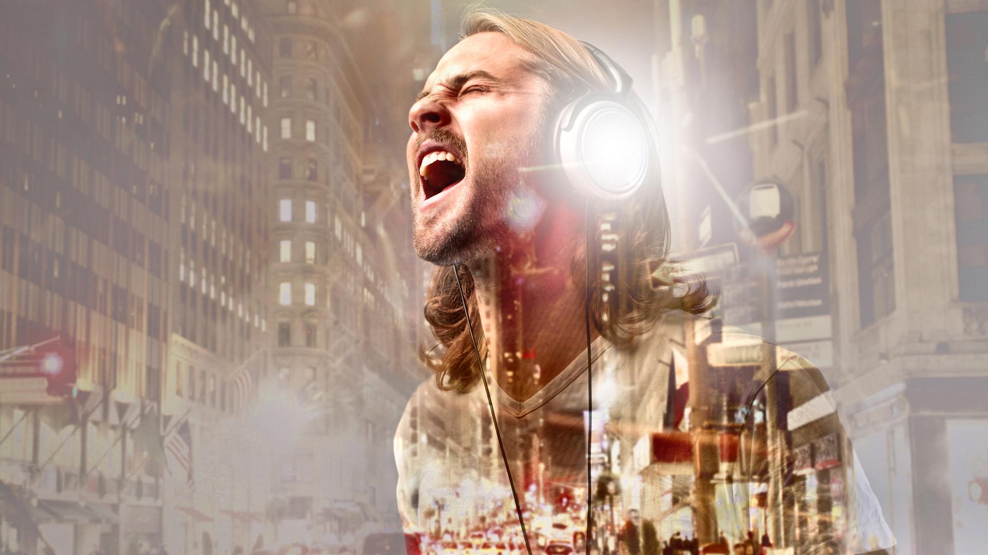 Escuchar música, cosa 'e mandinga (iStock)