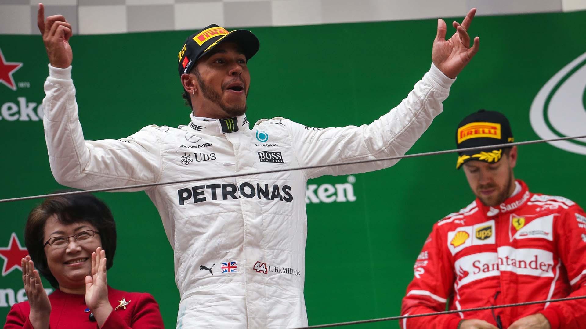 Lewis Hamilton (EFE/EPA/ROMAN PILIPEY)