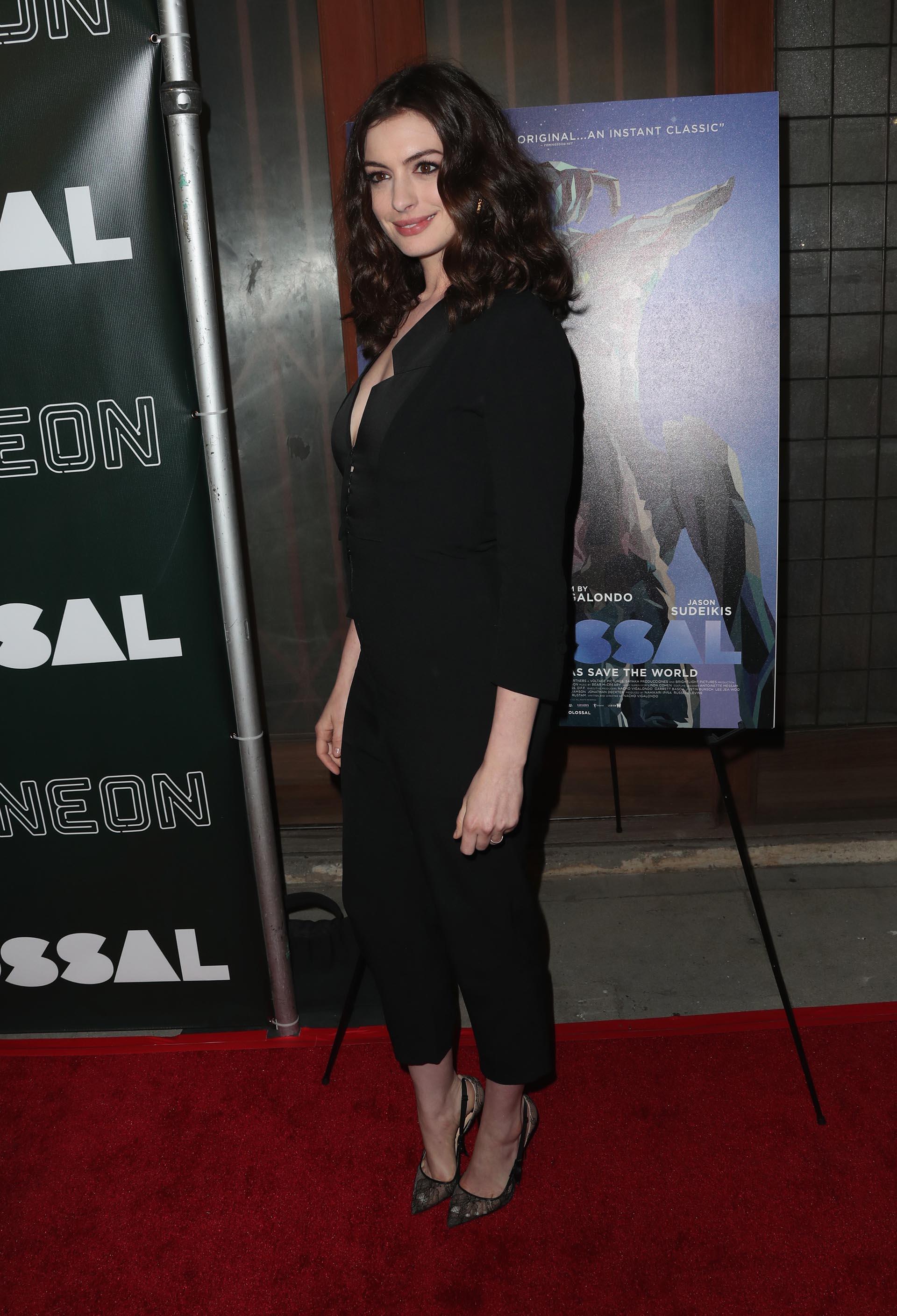 """La multipremiada actriz, que debutó en 1999, ganó un Óscar en 2012 por su desempeño como mejor actriz de reparto en """"Los Miserables"""""""