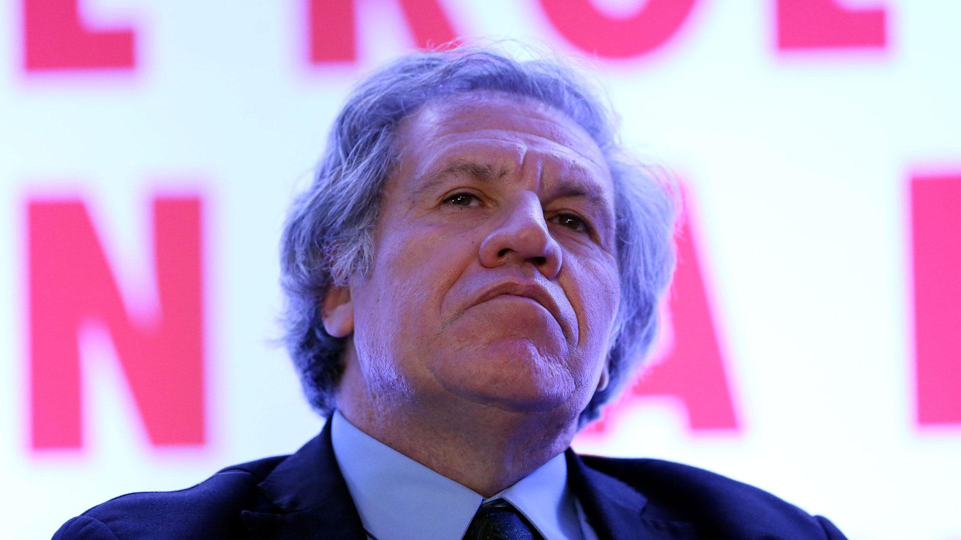 Luis Almagro (Reuters)