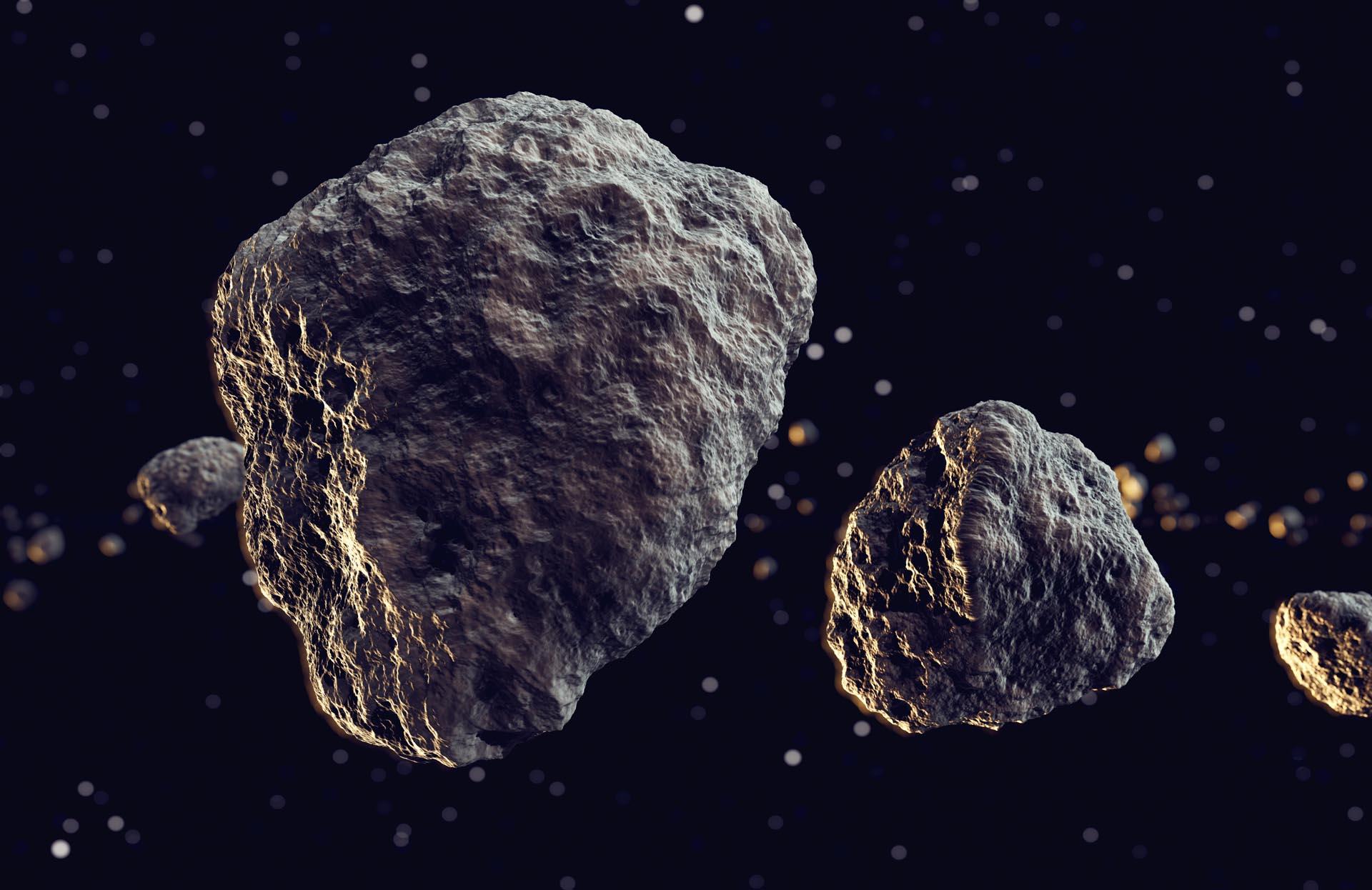 Los científicos se trasladaron para observar la ocultación estelar del asteroide (iStock)