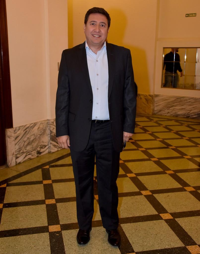 Daniel Arroyo, ex ministro de Desarrollo Social de la Provincia y actual referente del Frente Renovador