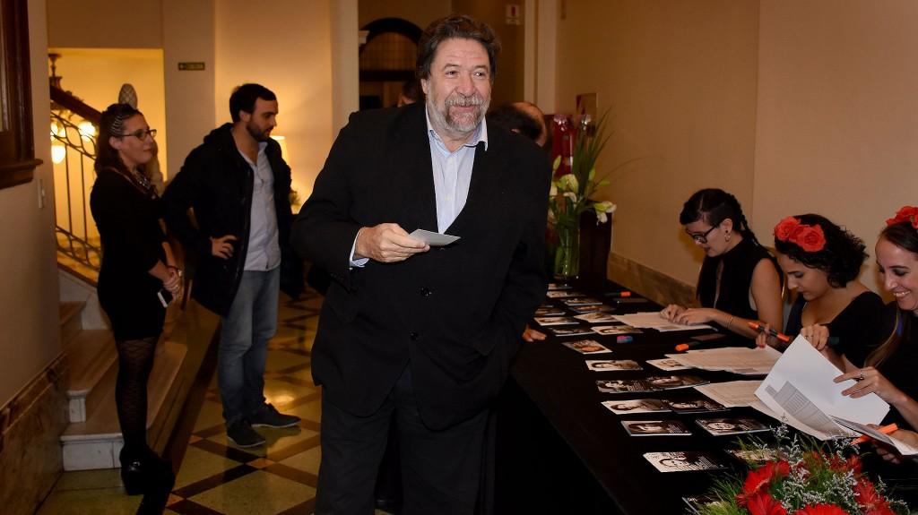 Claudio Lozano, ex diputado nacional y presidente de Unidad Popular