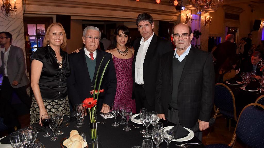 Alicia Ciciliani, Héctor Polino, Victoria Donda, Juan Manuel Abal Medina, Humberto Tumini