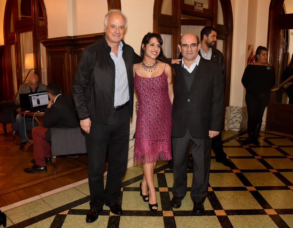 Enrique Nosiglia, Victoria Donda, Héctor Tumini