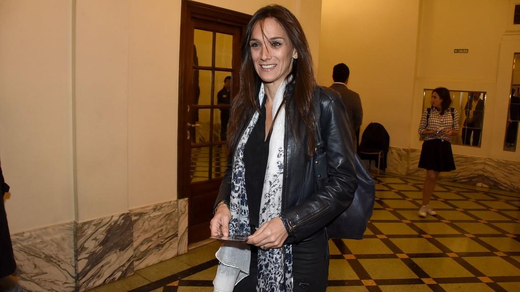 Malena Galmarini, secretaria de Política Sanitaria y Desarrollo Humano de Tigre