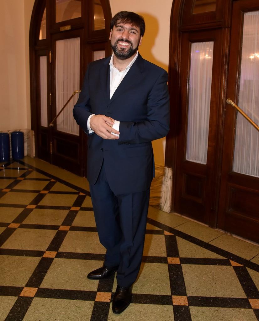 Diego Bossio, diputado del bloque Justicialista