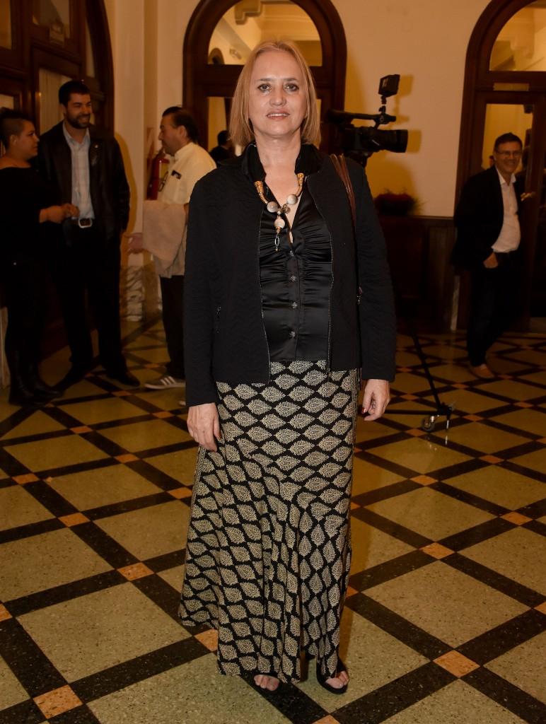 Graciela Cousinet, diputada nacional de Libres del Sur