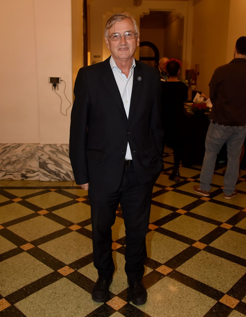 Adrián Camps, legislador porteño del Partido Socialista Auténtico
