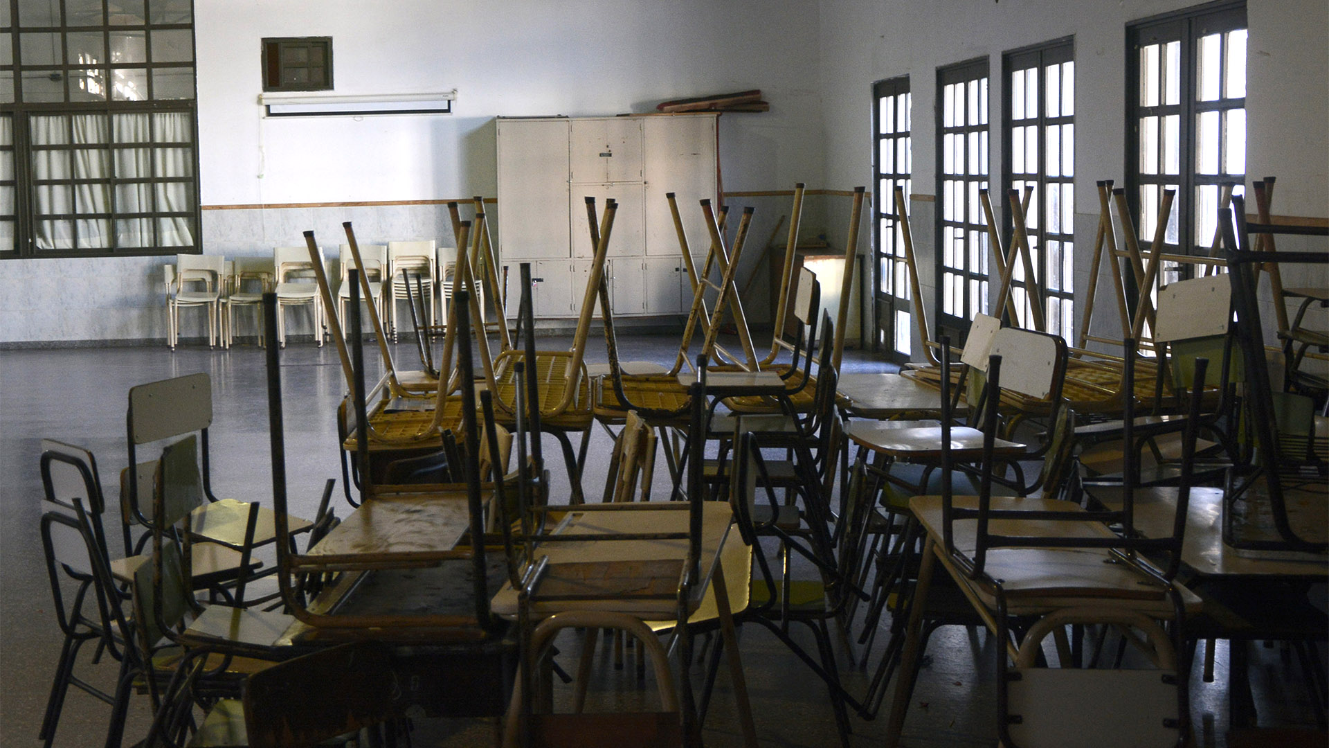 paro docente represion maestros 1920 3