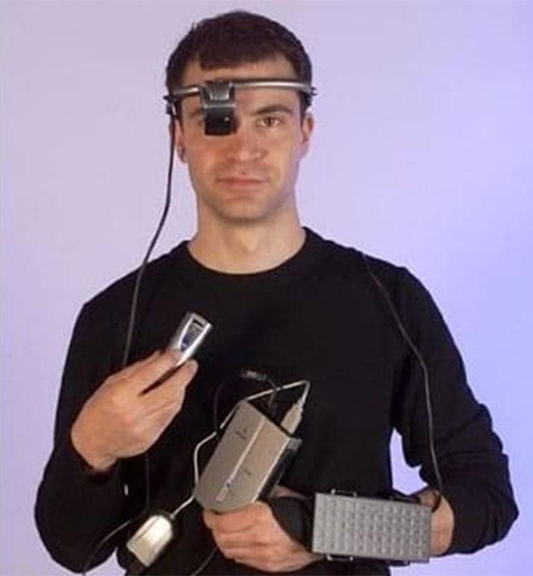 fiascos tecnologicos Xybernaut Poma Wearable PC SF
