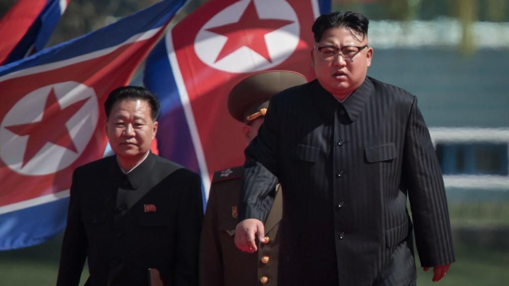 Kim Jong-un, líder supremo de Corea del Norte