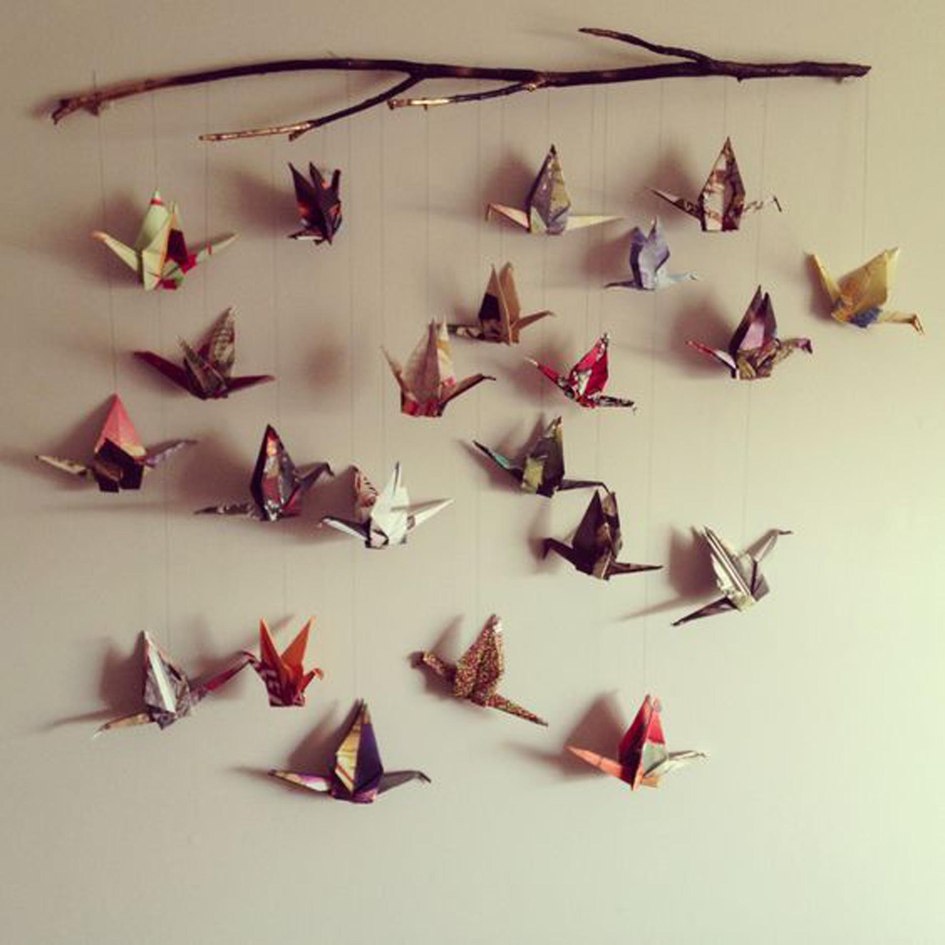 Tutorial De Origami Cómo Hacer Una Grulla En Pocos Pasos