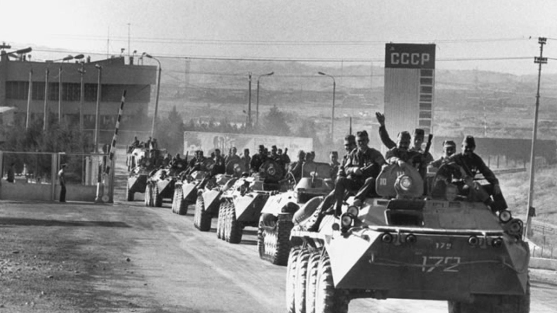 Resultado de imagen de invasion sovietica a afganistan