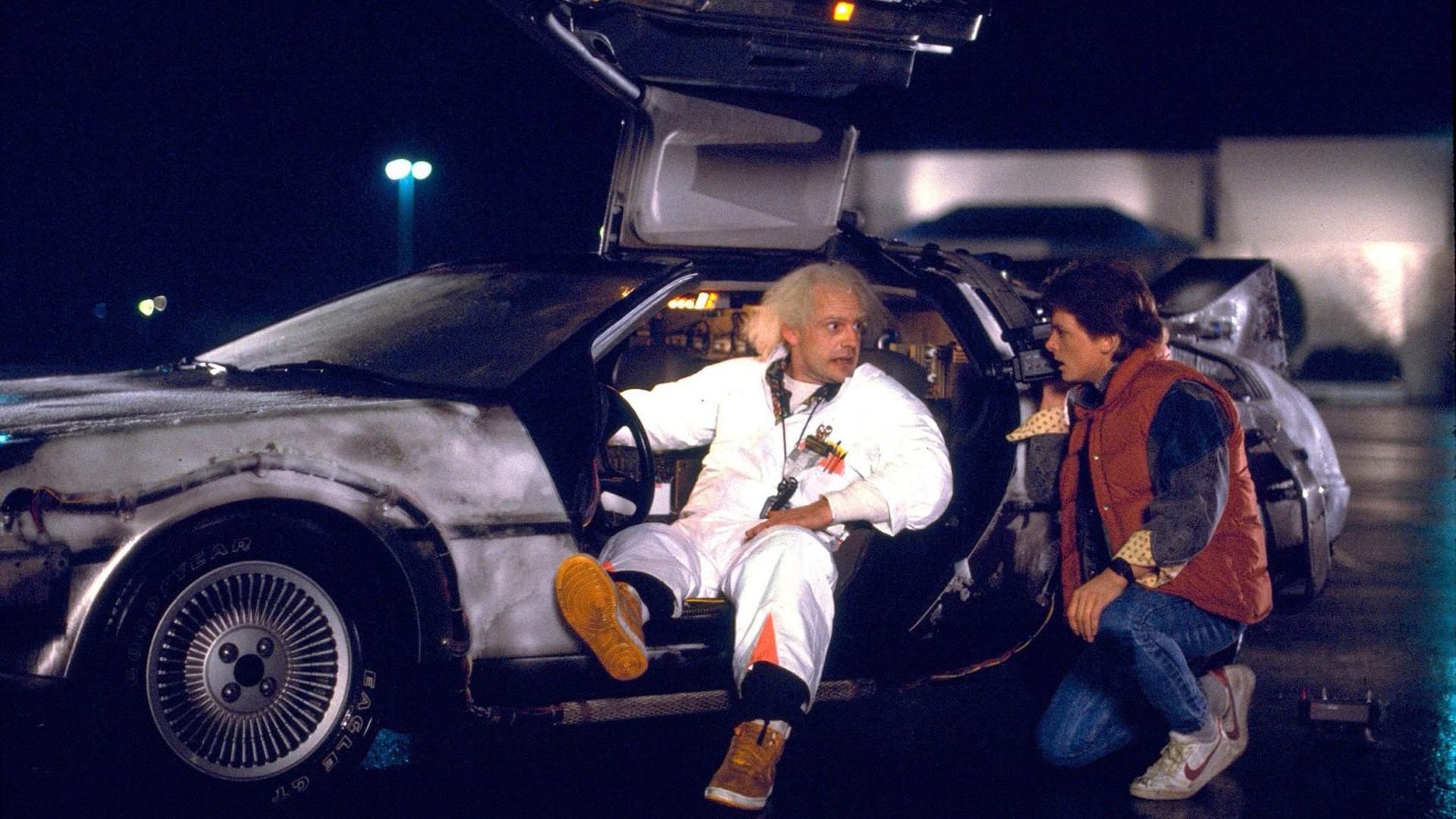 Los fanáticos del cine quieren ver otro viaje de Marty McFly y el Doctor Brown