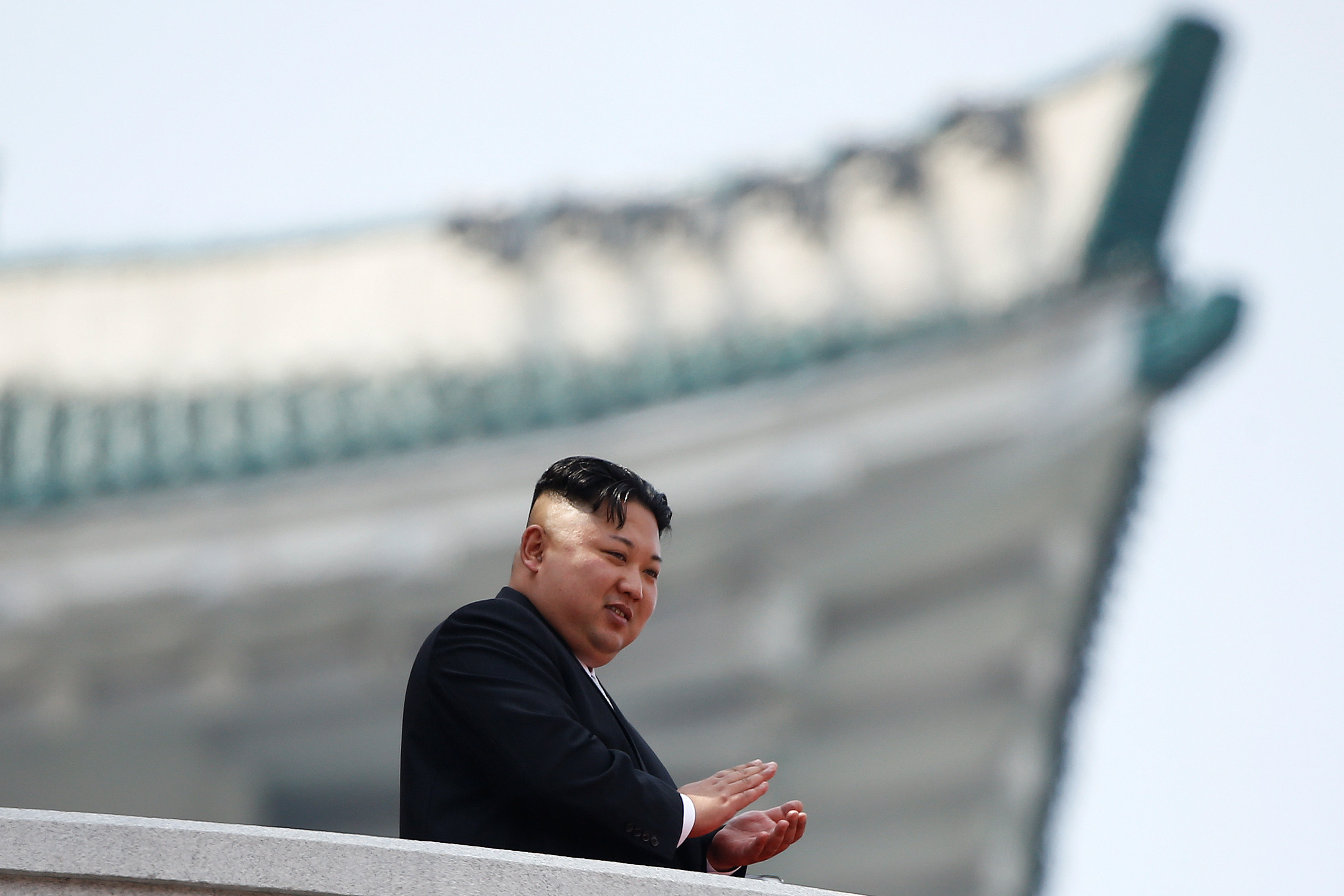 Las amenazas del dictador norcoreano, Kim Jong-un, mantienen en vilo a la comunidad internacional (REUTERS/Damir Sagolj)