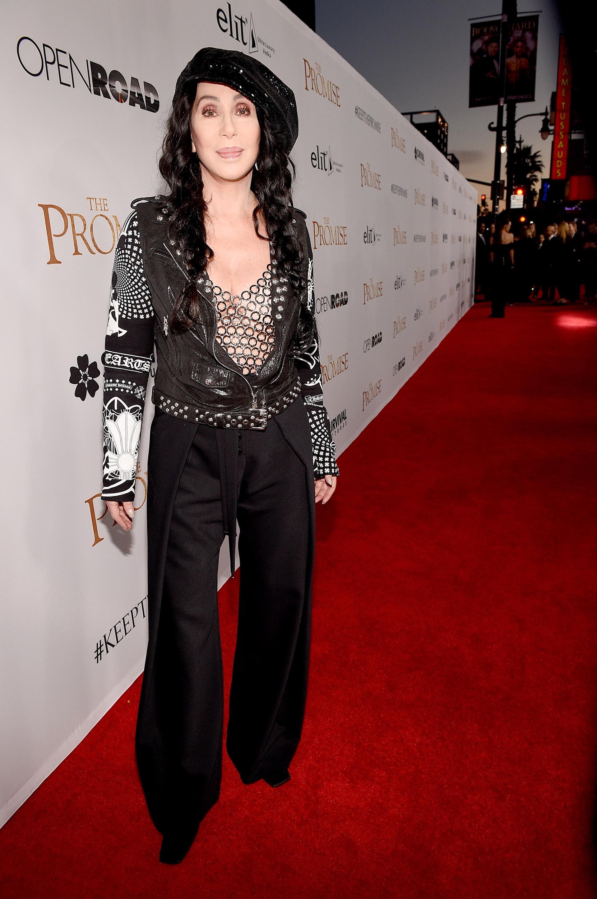 Fotos De Cher cher y su juventud eterna a punto de cumplir 71 años - infobae