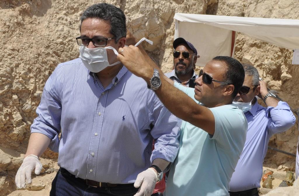Egipto aprobó recientemente varios proyectos arqueológicos con la esperanza de lograr nuevos hallazgos