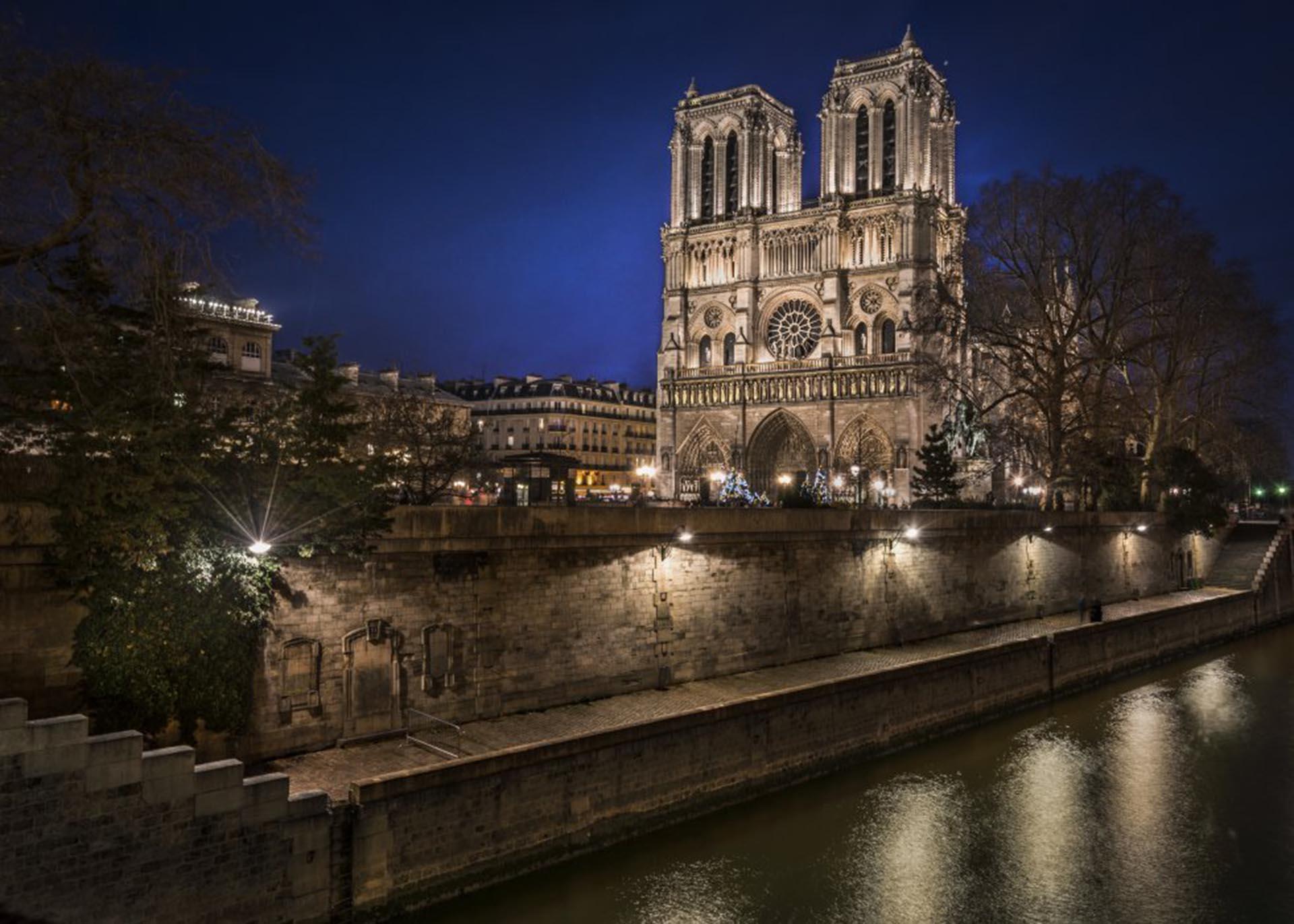 Notre Dame (París, Francia)