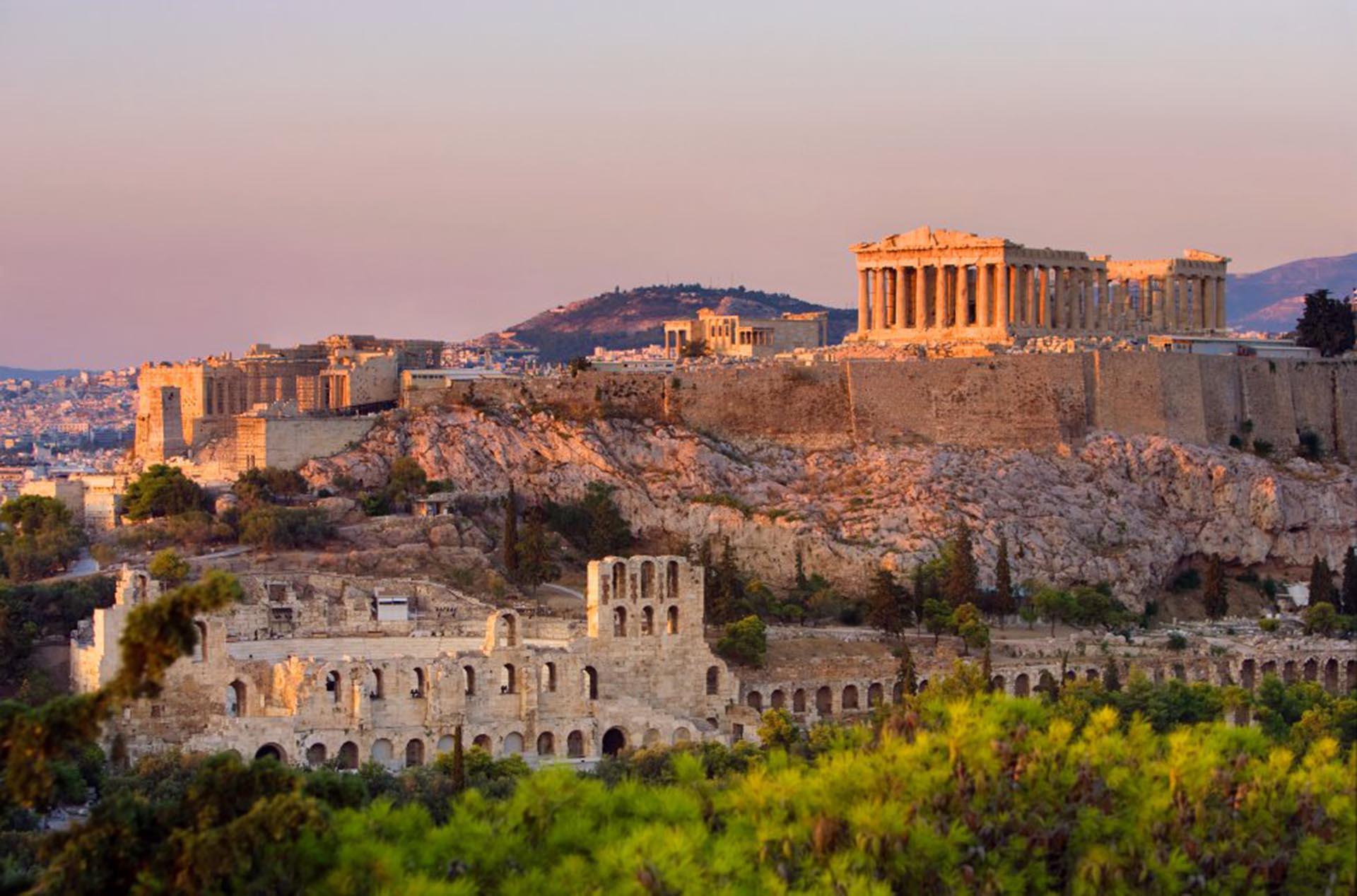 Acrópolis (Atenas, Grecia)