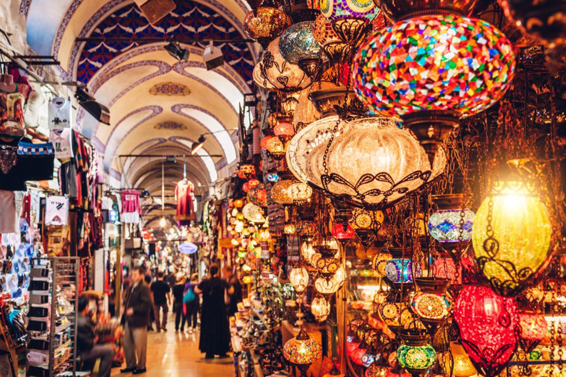 Gran Bazar (Estambul, Turquía)