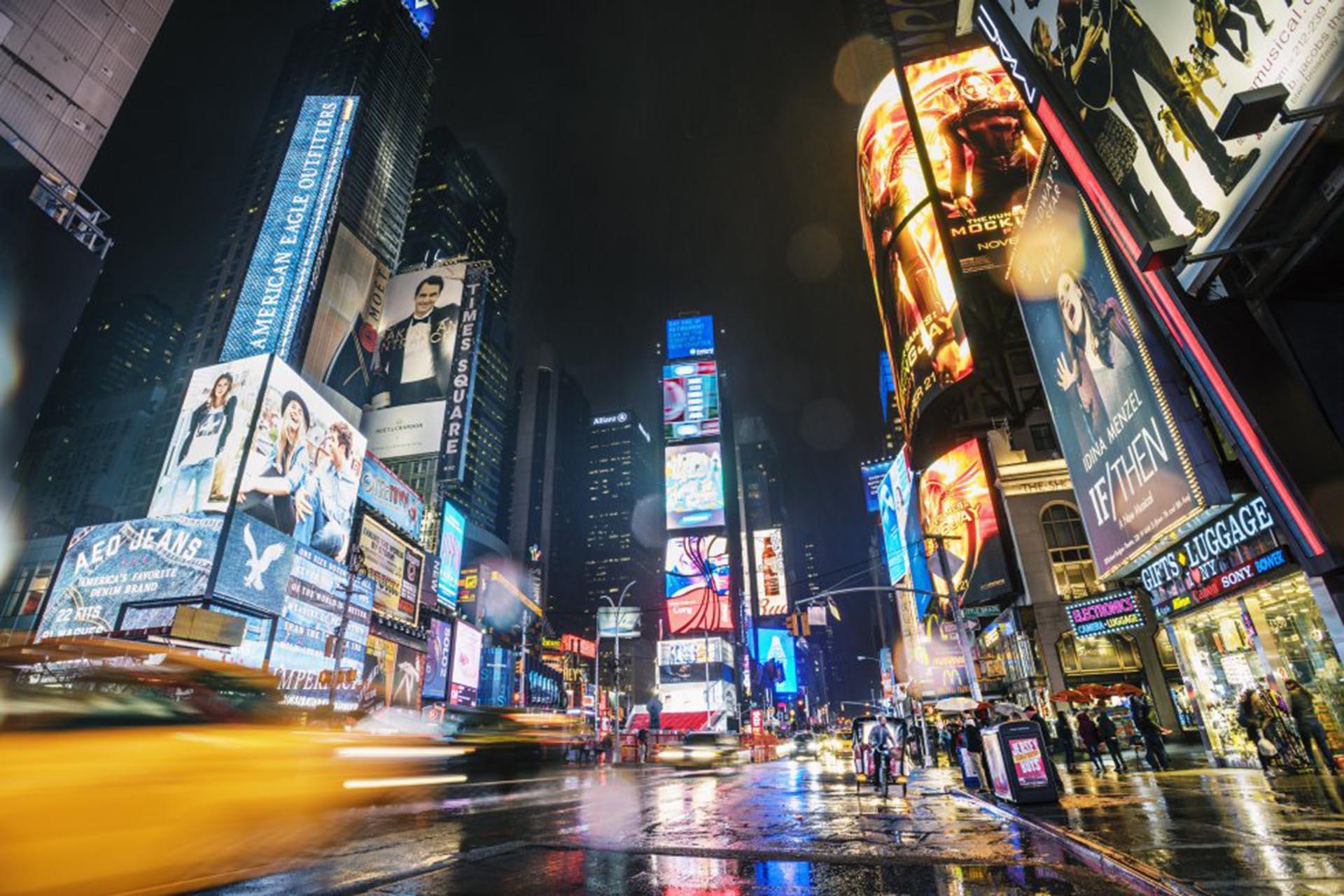 Times Square (Nueva York, Estados Unidos)