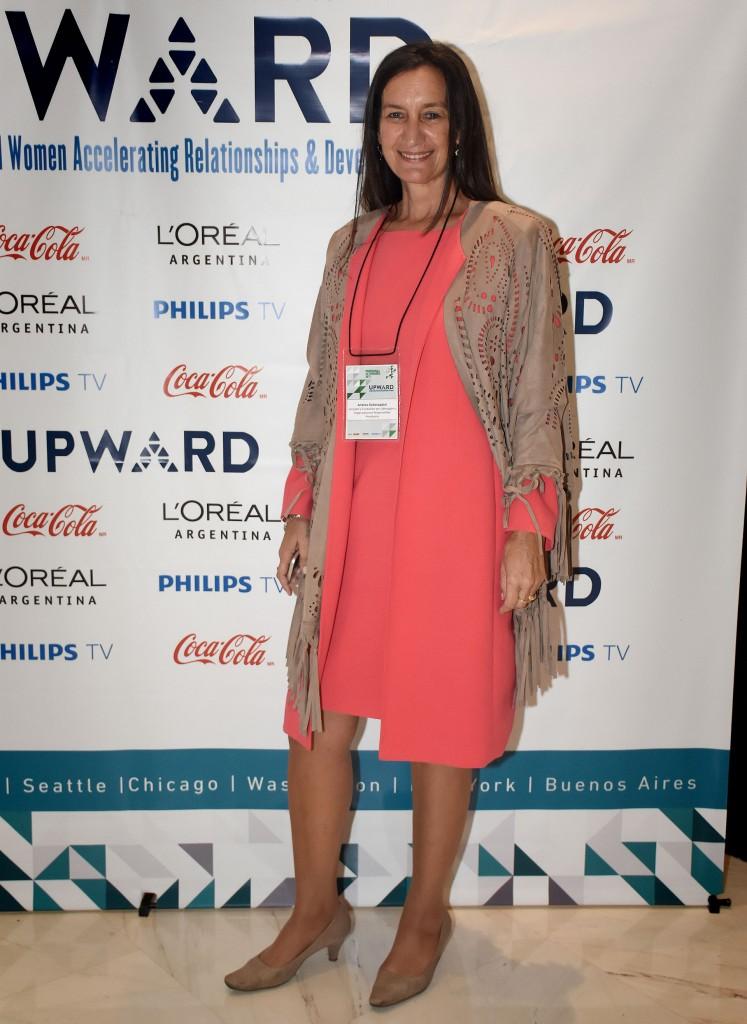 Andrea Grobocopatel (Ampatel y Fundación por Liderazgos y Organizaciones Responsables)