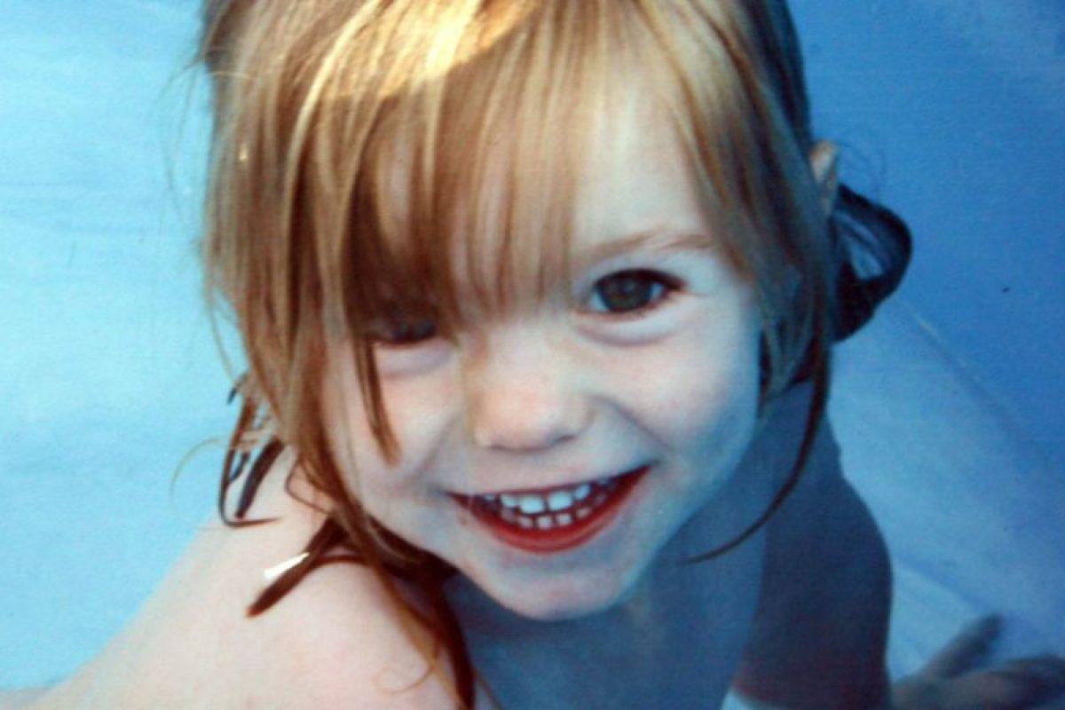 Madeleine McCann tendría hoy 15 años. Sus padres continúan buscándola