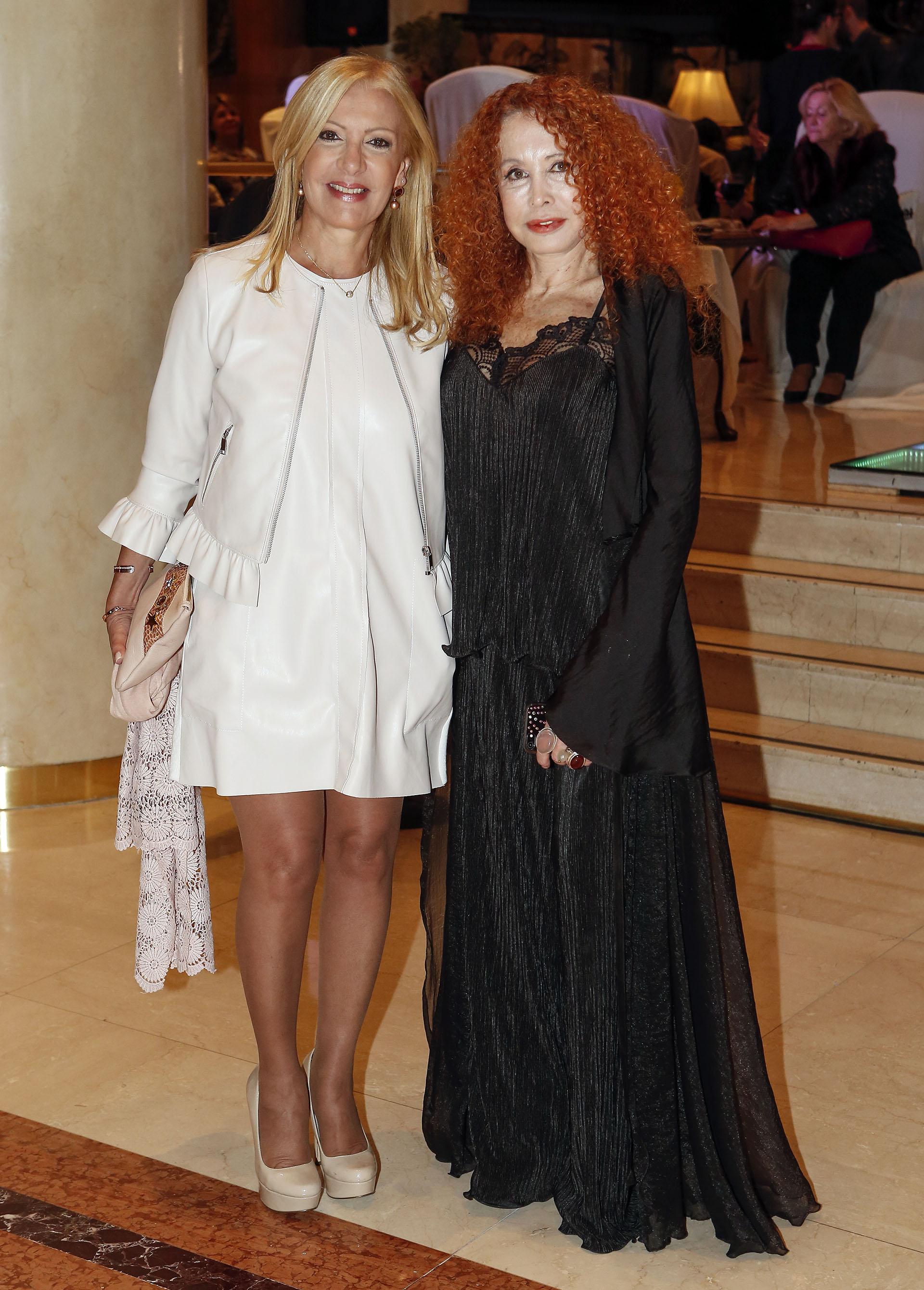 Susana Roccasalvo y Maureene Dinar