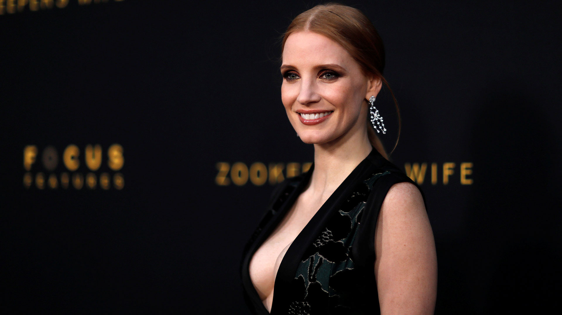 Jessica Chastain  (Reuters)