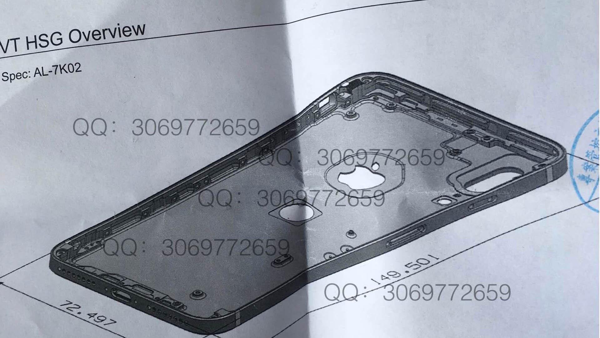 El nuevo teléfono tendría USB tipo C y dos cámaras posteriores, como el iPhone 7 Plus