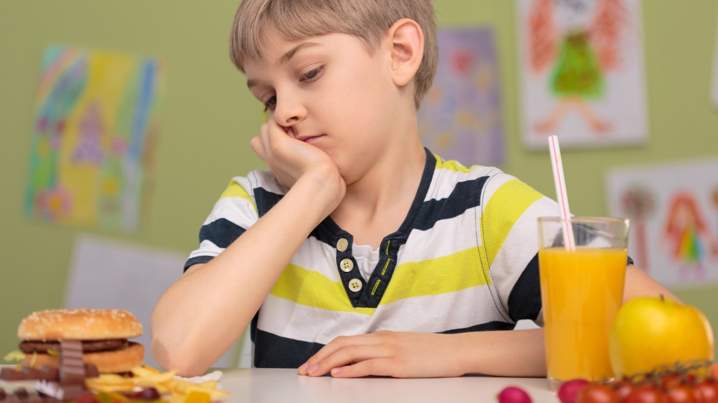 Los hábitos que se adopten en la infancia influirán en la preferencias futuras (iStock)