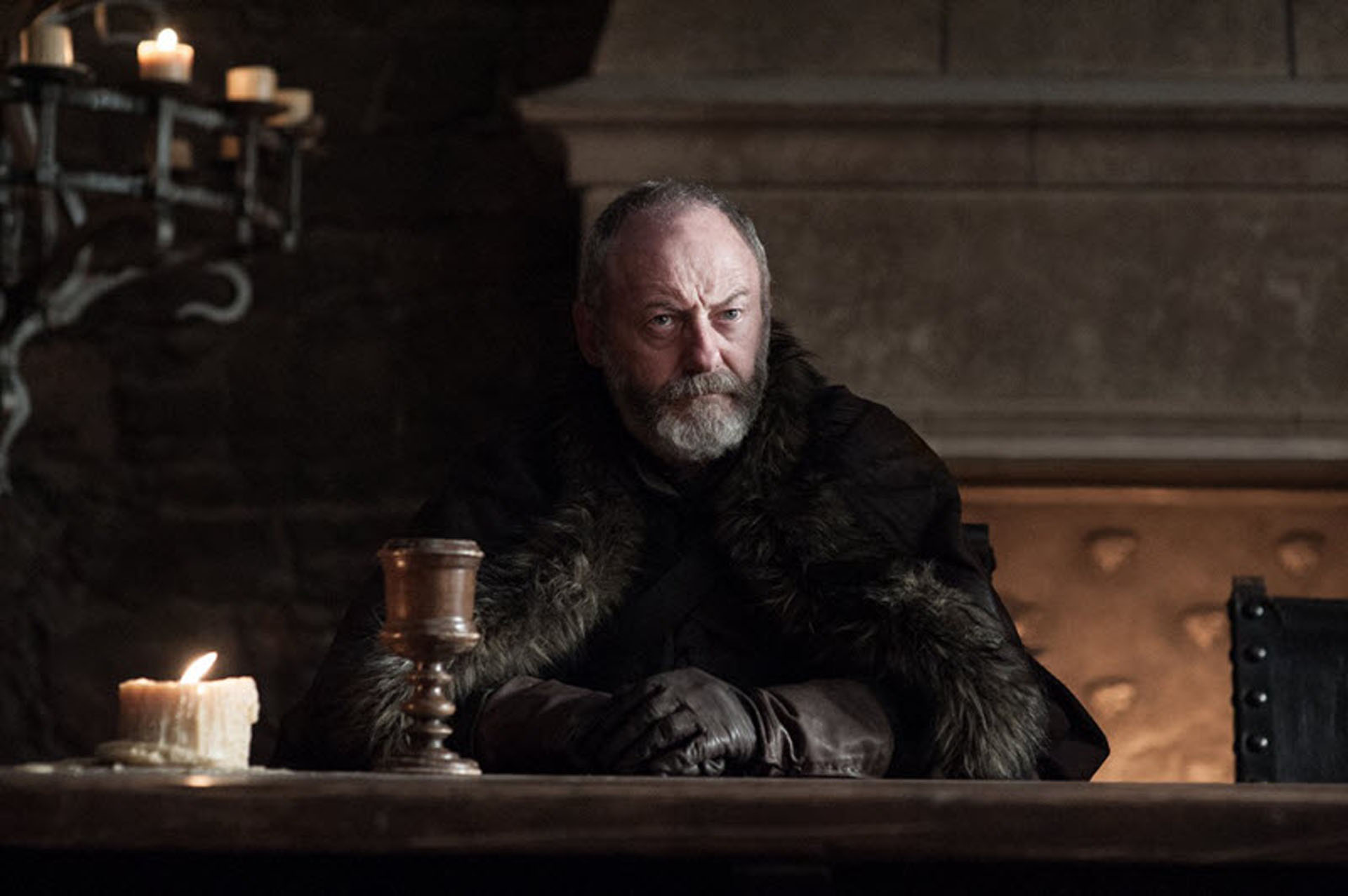 Lord Davos Seaworth (Game of Thrones)