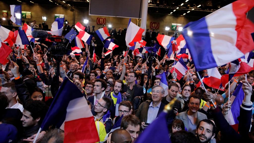 Emmanuel Macron buscará la presidencia en la segunda vuelta (Reuters)