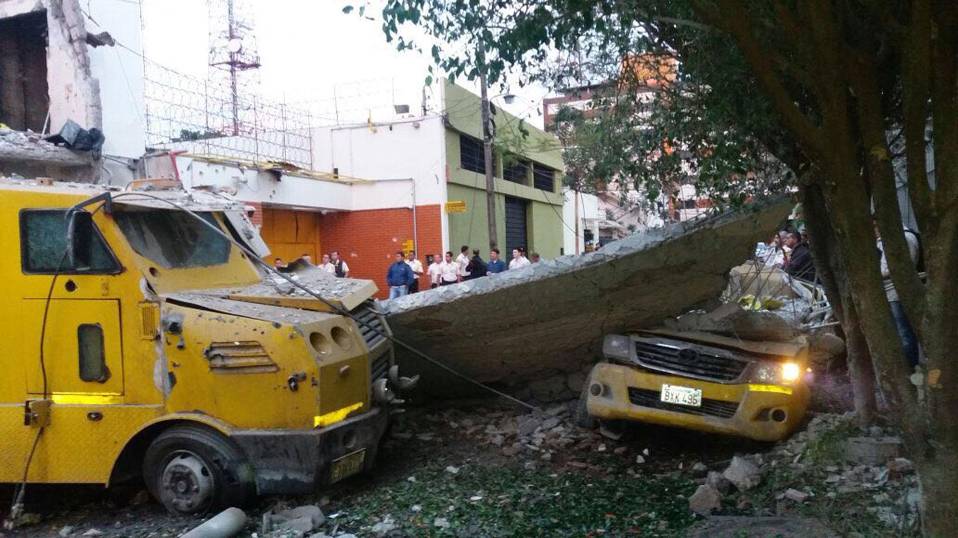 Resultado de imagen de asalto en paraguay ciudad del este