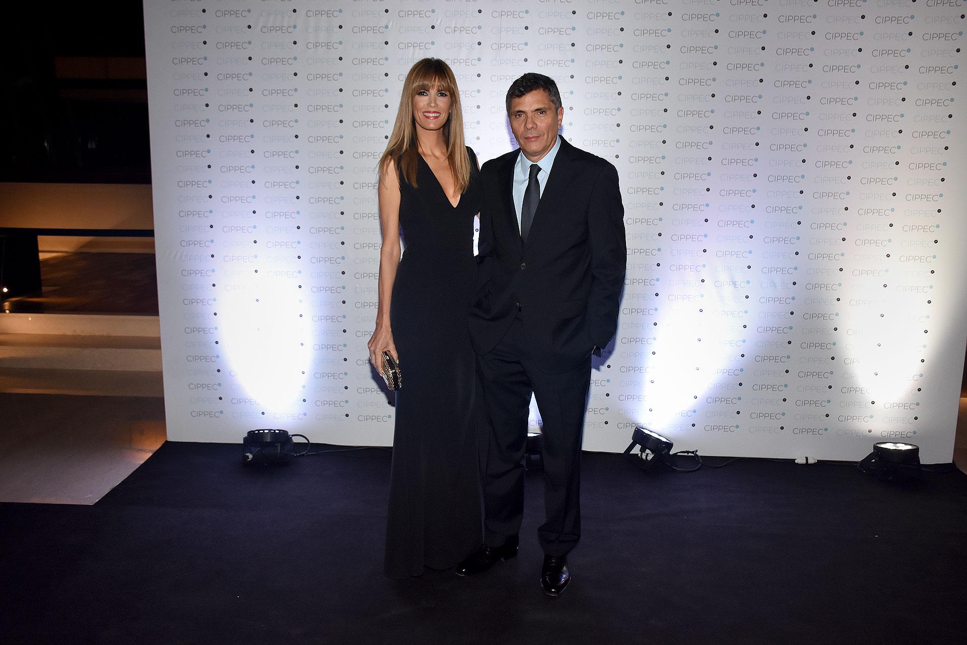 Viviana Canosa y AlejandroBorensztein