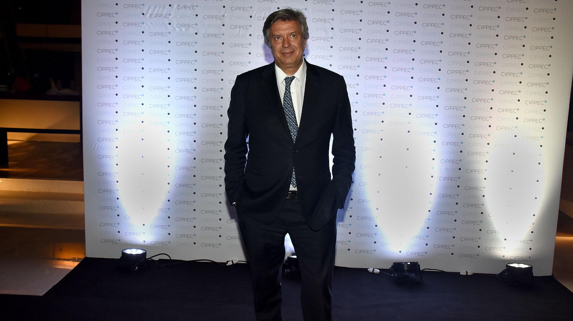 El abogado Mauricio D'Alessandro