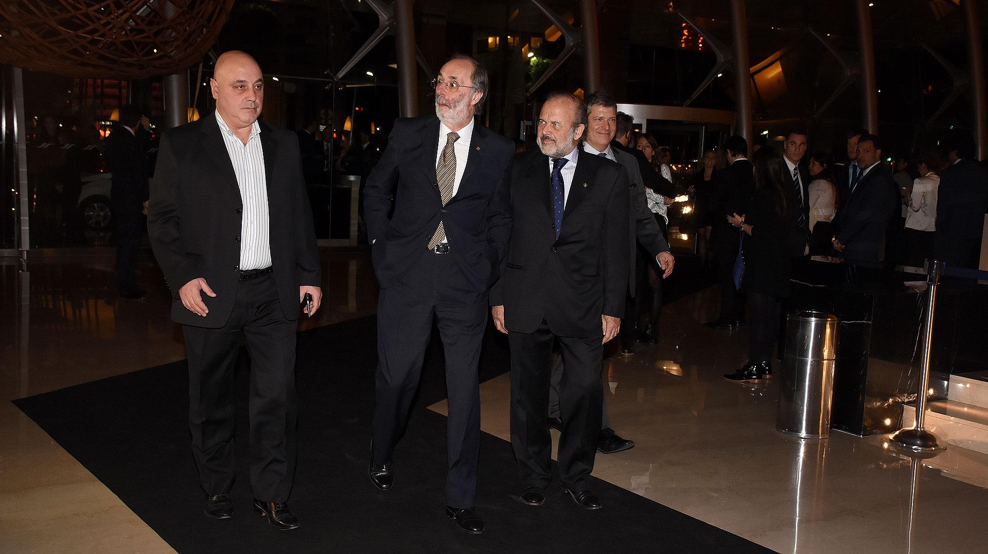 Los diputados Pablo Tonelli y Eduardo Amadeo