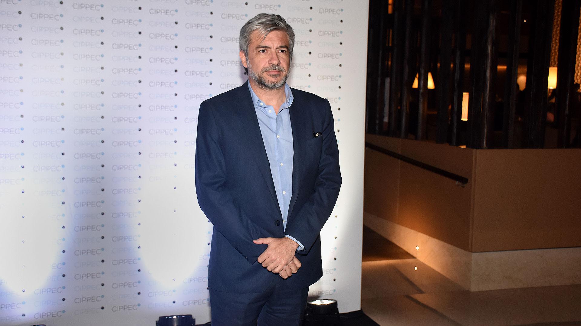 Ricardo Delgado, subsecretario de Coordinación de la Obra Pública Federal
