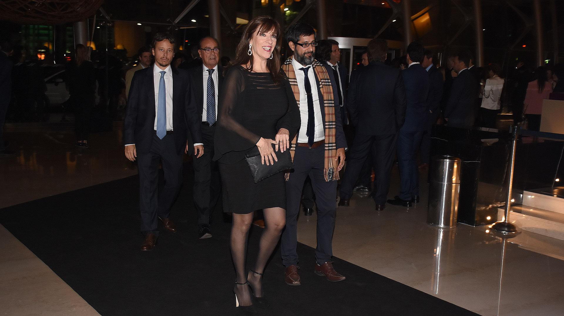 Paula Bertol, titular de la Secretaría de Relaciones Parlamentarias y Administración de la Jefatura de Gabinete