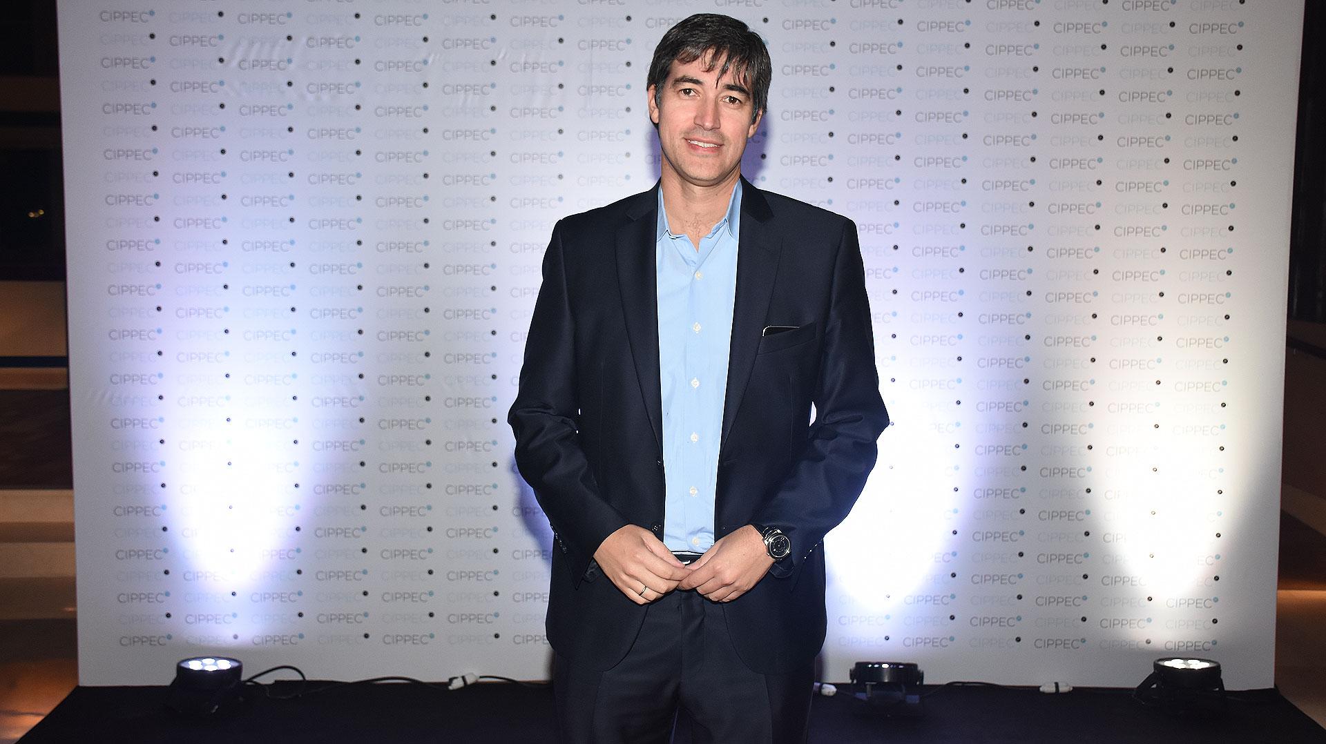 Adrián Perez, secretario de Asuntos Políticos del Ministerio del Interior